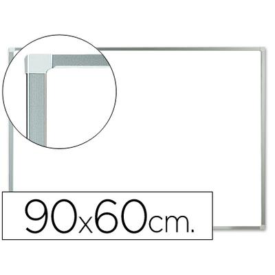 MAGNÉTIQUE LAQUÉ CADRE ALU 90x60CM