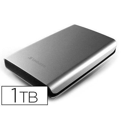 DISQUE DUR STORE'N'GO 3.0 1TO GRIS