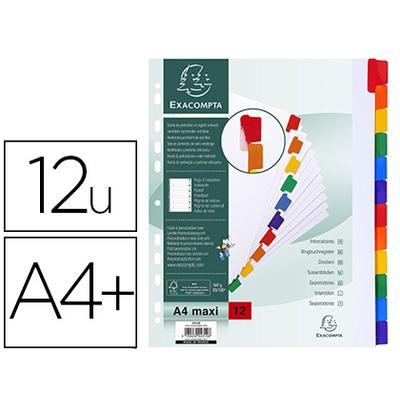 EN CARTE BLANCHE A4+ 12 TOUCHES