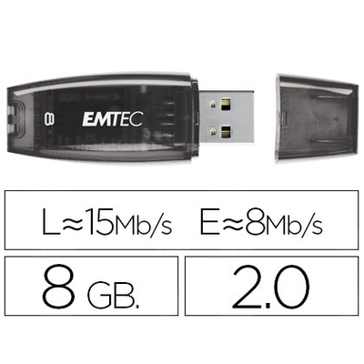 CLÉ USB 2.0 8Go