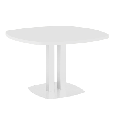 SUNDAY/YES BLANC TABLE RONDE