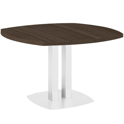 YES/XERUS CHÊNE ROYAL PIED BLANC TABLE RONDE