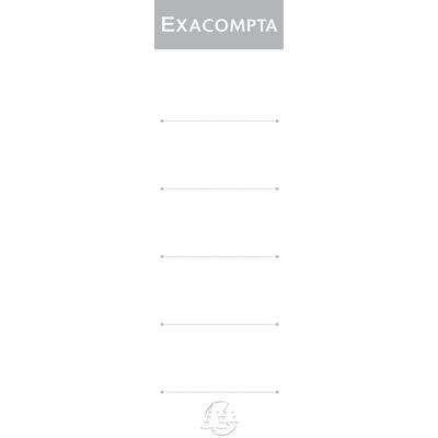 ÉTIQUETTES DOS DE CLASSEUR 50MM