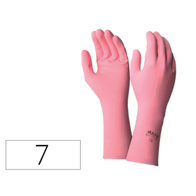 GANTS MÉNAGERS TAILLE 7/7.5