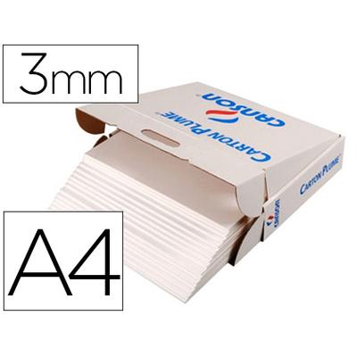 CARTON PLUME A4 ÉPAISSEUR 3MM