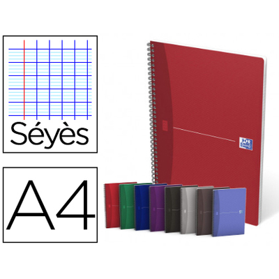 OFFICE ESSENTIALS A4 180 PAGES