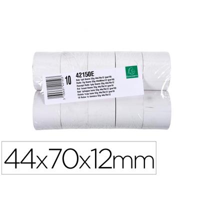 BOBINE TPE 44X12X70MM PACK DE 10