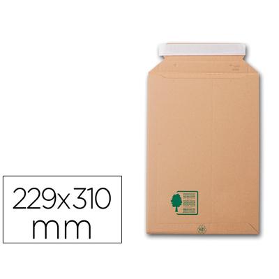 PACK DE 5 POCHETTES EN CARTON 229X310MM