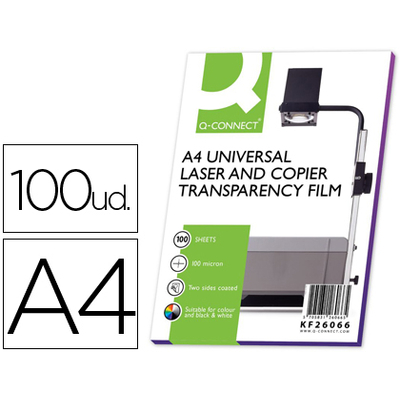FILMS TRANSPARENTS POUR PHOTOCOPIEUSE