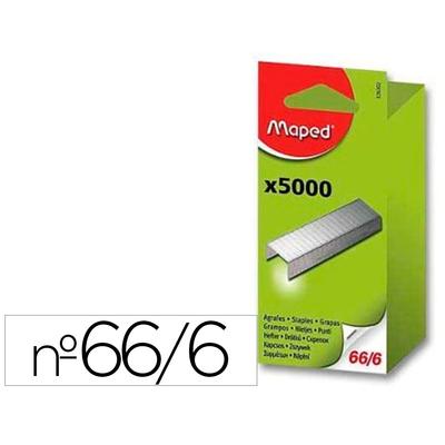 AGRAFES 66/6 BOITE DE 5000