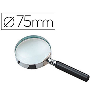 LOUPE RONDE Ø75MM