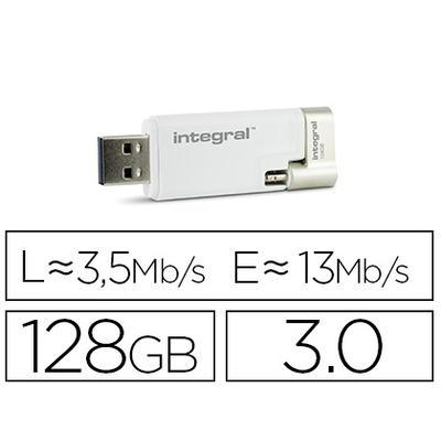 CLÉ USB ISHUTTLE 3.0 128GB