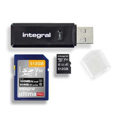 CLÉ USB 3.1 LECTEUR SD/MICRO SD