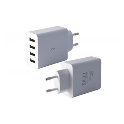CHARGEUR INTELLIGENT 4 PORTS USB