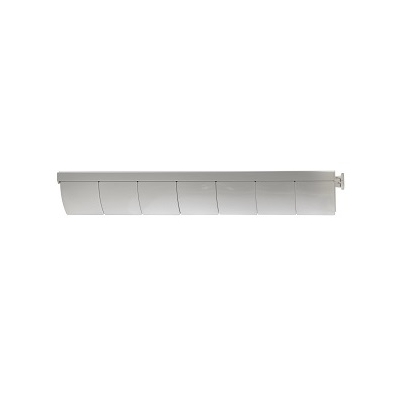 OPTION CHEMIN DE CÂBLES HORIZONTAL 120CM BLANC