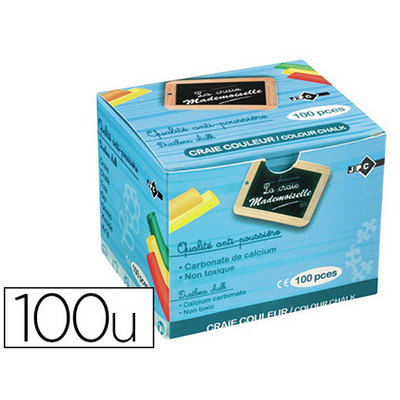 CRAIES CLASSIQUES PACK DE 100 ASSORTIES