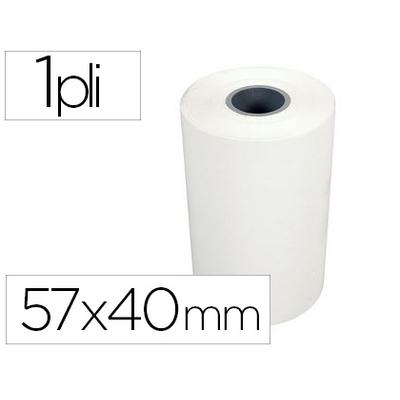 EXACOMPTA BOBINE CAISSE 40x12x57mm