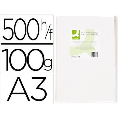 Q-CONNECT ULTRAWHITE A3 100G