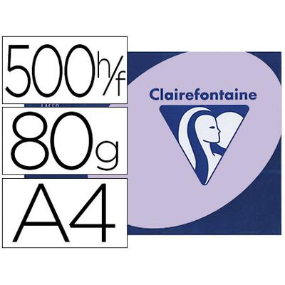CLAIREFONTAINE TROPHÉE LILAS A4 80G