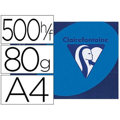 CLAIREFONTAINE TROPHÉE BLEU TURQUOISE A4 80G