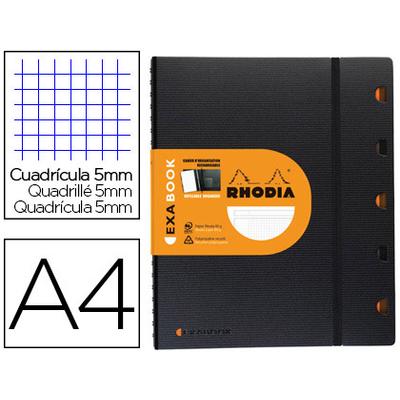 RHODIACTIVE EXABOOK A5 5x5