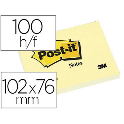 POST-IT N°657 76X102MM