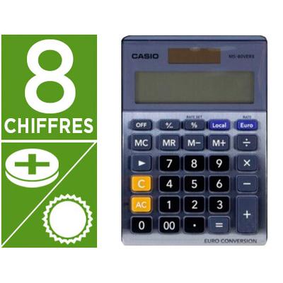 CASIO MS-80VER II 8 CHIFFRES