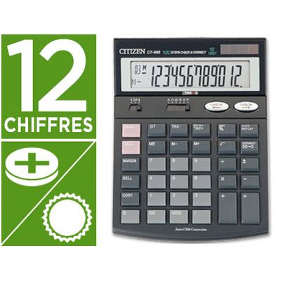 CITIZEN CT-666N 12 CHIFFRES
