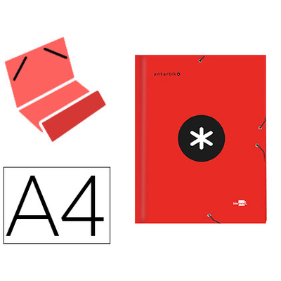 ANTARTIK 12 COMPARTIMENTS ROUGE