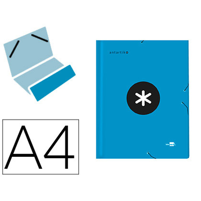ANTARTIK 12 COMPARTIMENTS BLEU