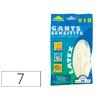 ROZENBAL GANTS EN LATEX PACK DE 10 TAILLE 7