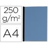 PLAT EN CARTON 250G/M2 A4 BLEU