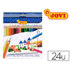 CRAYONS JOVI PACK DE 24