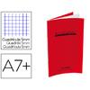 CLASSIQUE 90X140MM 96 PAGES ROUGE