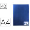 MEMPHIS A4 80 VUES BLEU