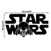 STAR WARS Sticker mural
