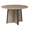 MAMBO CHÊNE GRIS TABLE RONDE