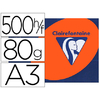 CLAIREFONTAINE TROPHÉE ORANGE VIF A3 80G