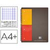 NOTEBOOK A4+ 160 PAGES PETITS CARREAUX