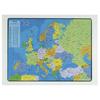 SOUS-MAINS PVC CARTE DE L'EUROPE 40x63.5cm