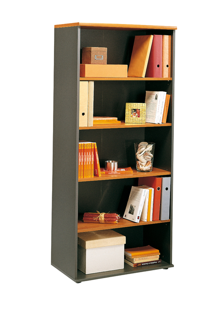 Jazz aulne biblioth que rangements meubles armoires for Meuble bureau jazz