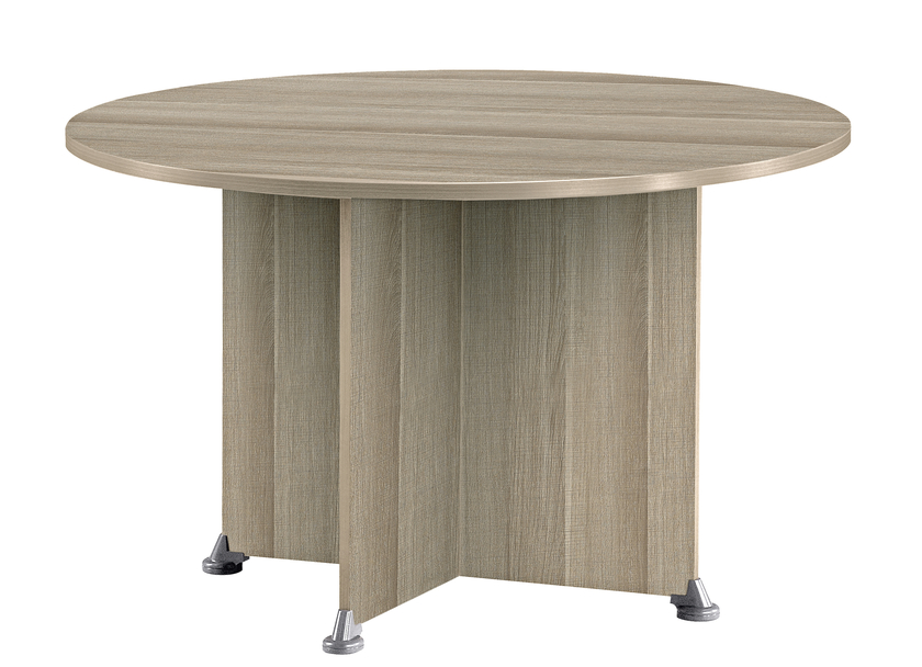 jazz ch ne gris table ronde tables tables de r union. Black Bedroom Furniture Sets. Home Design Ideas