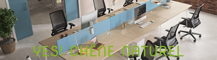 GAUTIER OFFICE - YES CHENE NATUREL