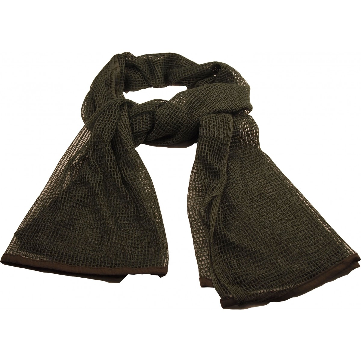 Filet écharpe kaki - Militaire Cheches   Echarpes - securite-defense.fr 48909fa214c