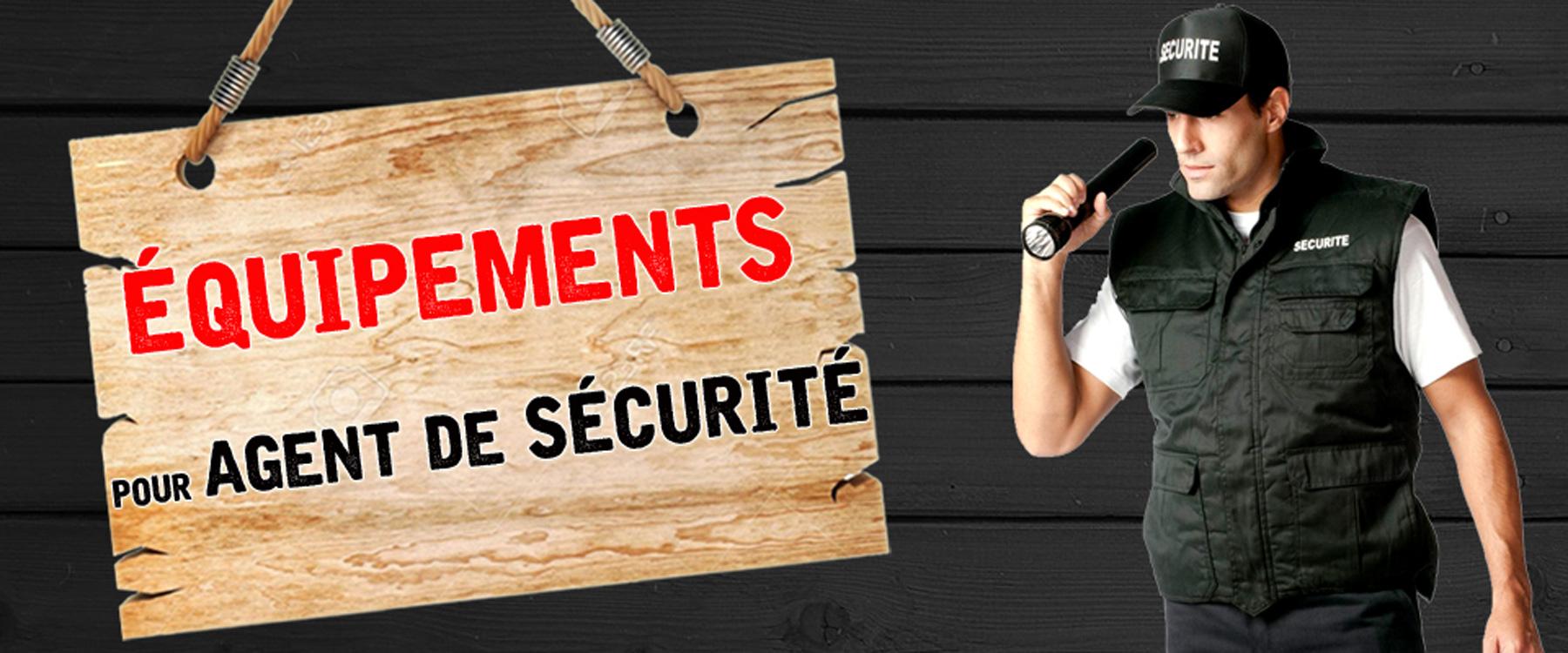 securite v tements et quipements pour agents. Black Bedroom Furniture Sets. Home Design Ideas