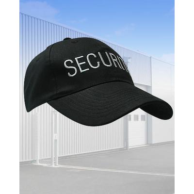 Casquette brodée  SECURITE