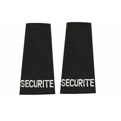 Fourreaux d'épaulette SECURITE