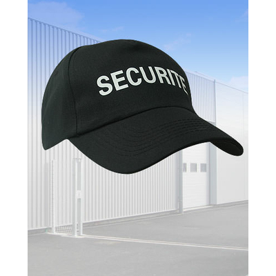 Casquette intervention SECURITE