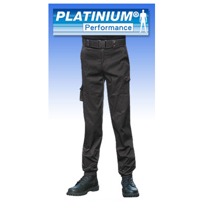 Pantalon Intervention Noir PLATINIUM