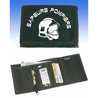 Porte feuille avec logo SP